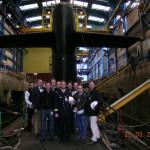 Visite sous-marin nucléaire