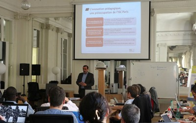Lancement du partenariat ISC Paris-EEIE