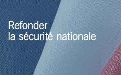 L'EEIE contribue au rapport «Refonder la sécurité nationale» de l'Institut Montaigne