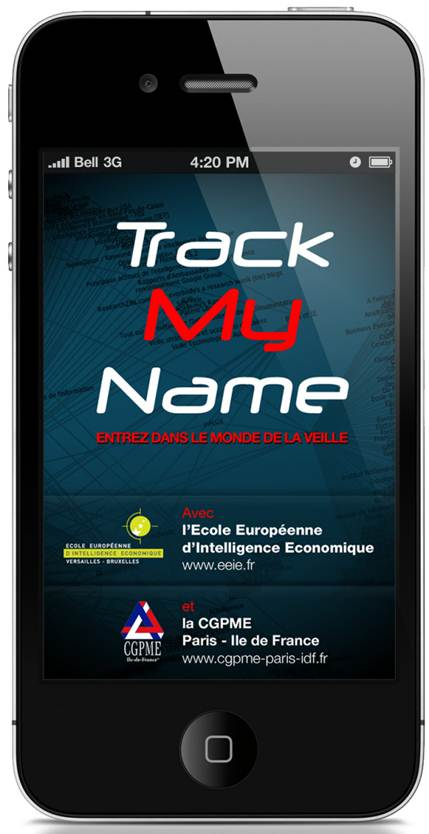 TrackMyName