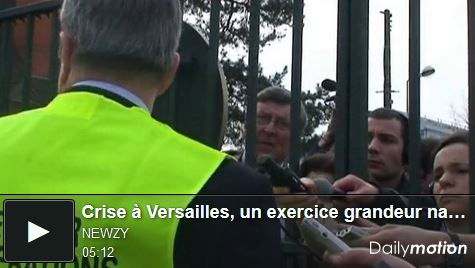 Les exercices de crise en video
