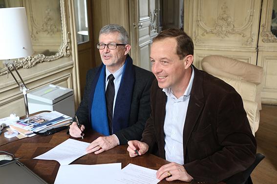 L'EEIE signe un partenariat avec l'EDC