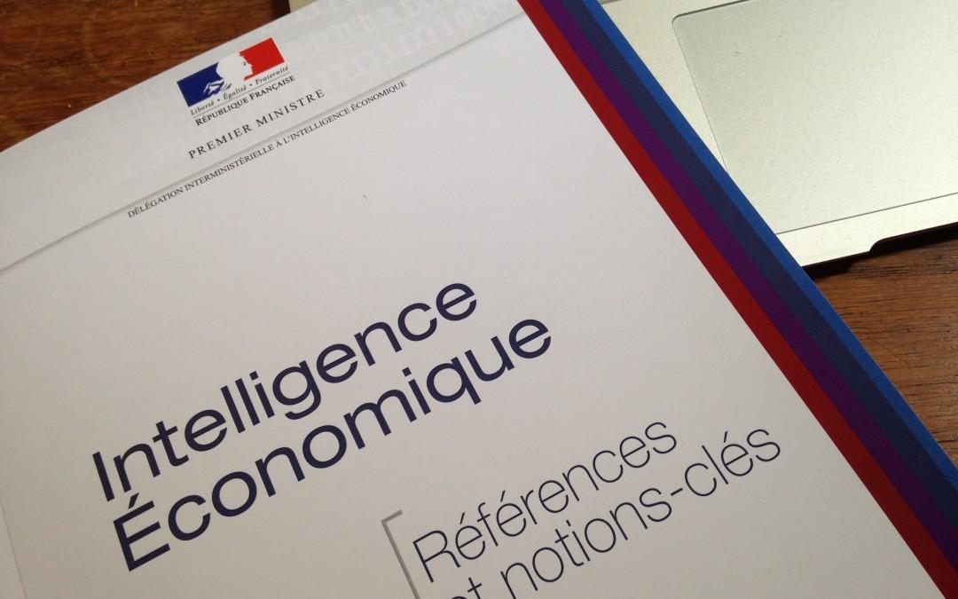 L'EEIE dans le rapport Intelligence Economique, Références et Notions-clés