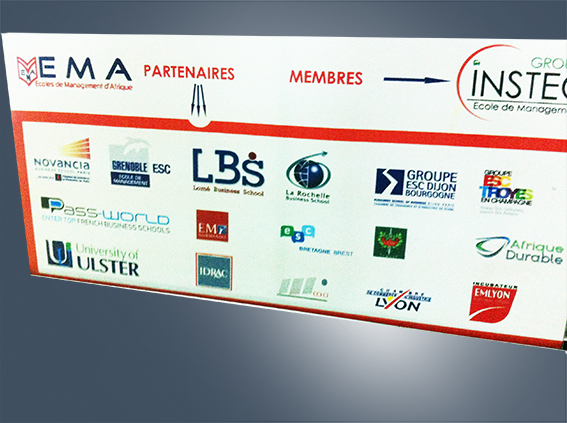 Les partenaires INSTEC