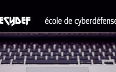 Création d'ECyDEF, nouvelle école de cyber défense