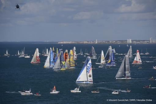 L'EEIE apporte tout son soutien à Eric Bellion navigateur du Vendée Globe 2016