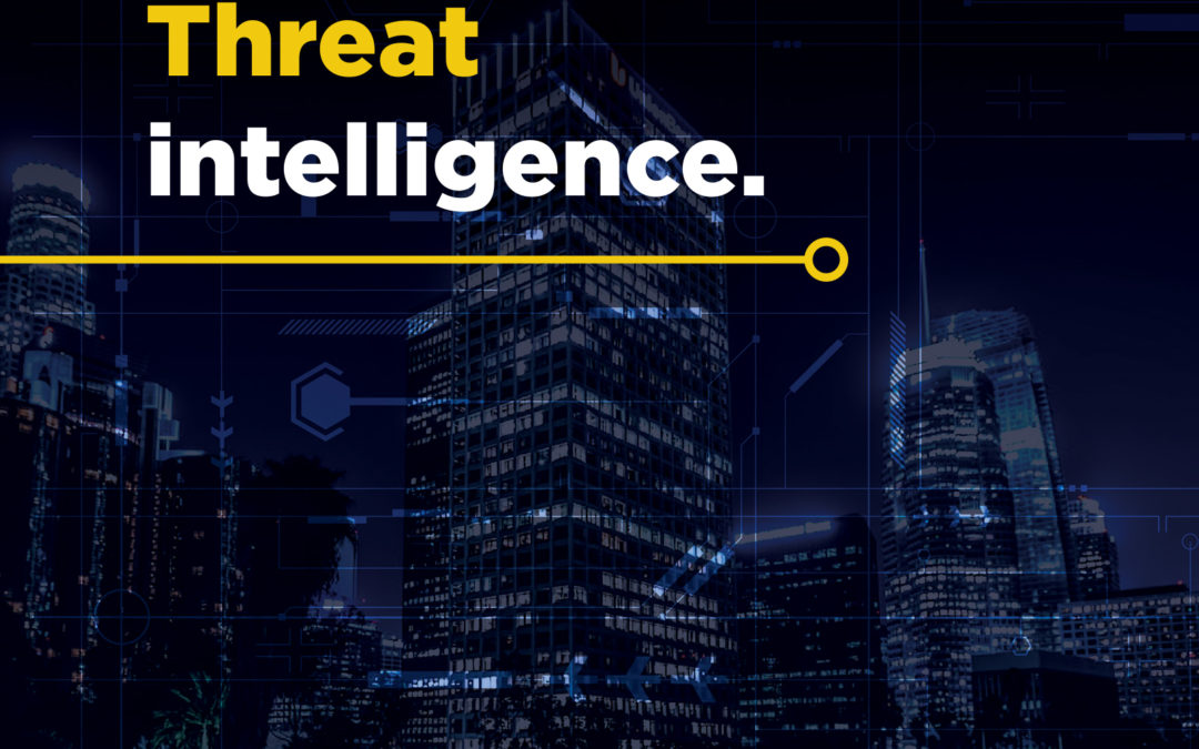 Threat Intelligence : la nouvelle formation