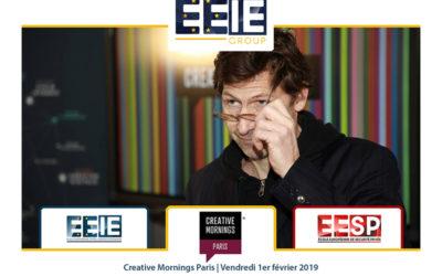 Creative Mornings Paris 2019