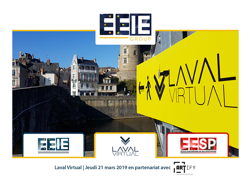 Laval Virtual édition 2019