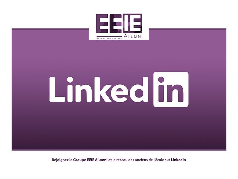 Groupe Alumni EEIE sur LinkedIn