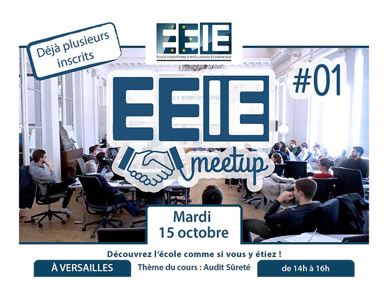 MeetUp EEIE #01