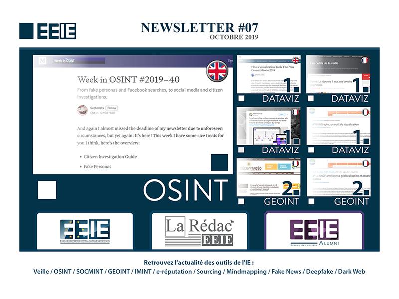 Newsletter EEIE 07