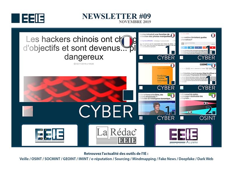 Newsletter EEIE 09