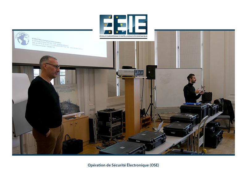 Opérations de Sécurité Électronique (OCS)