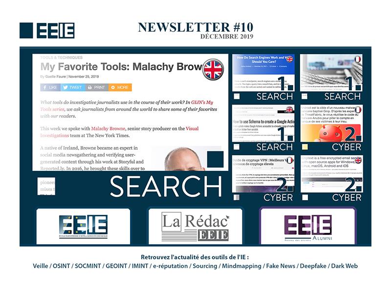 Newsletter EEIE 10