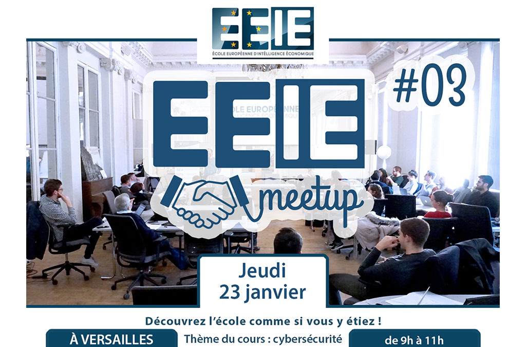 MeetUp EEIE #03