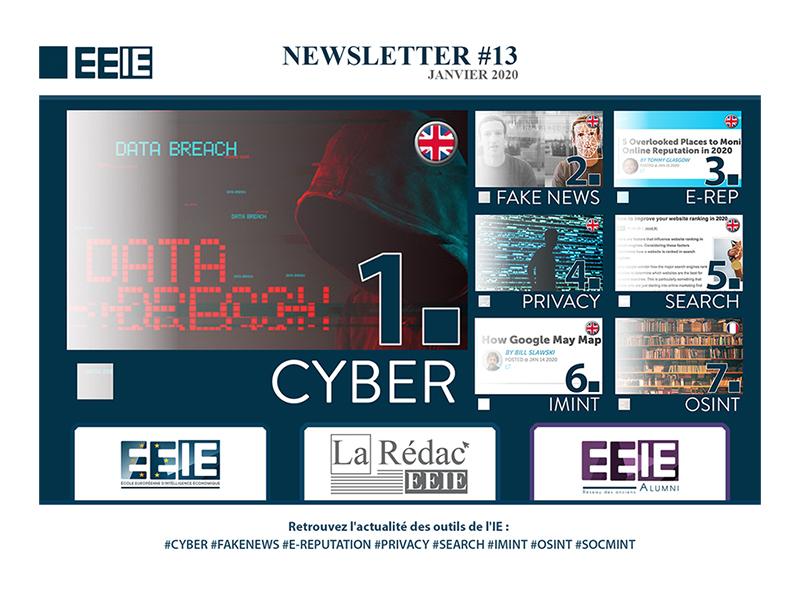Newsletter EEIE 13