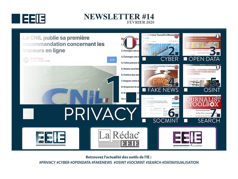 Newsletter EEIE 14