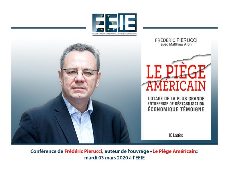 Conférence de Frédéric Pierucci