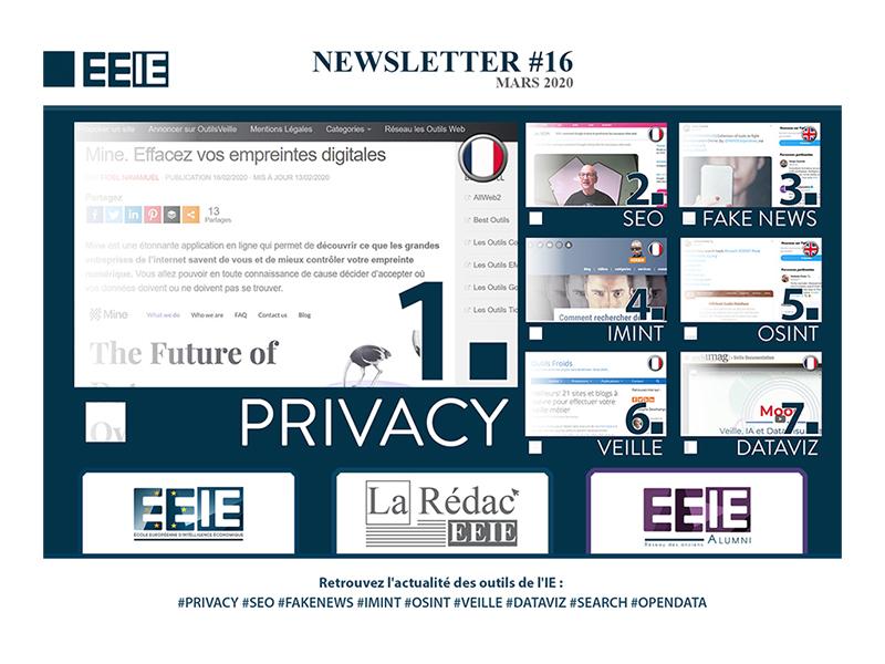 Newsletter EEIE 16