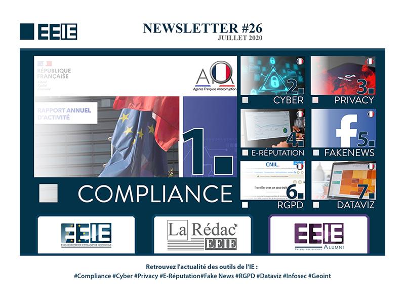 Newsletter 26 : Compliance