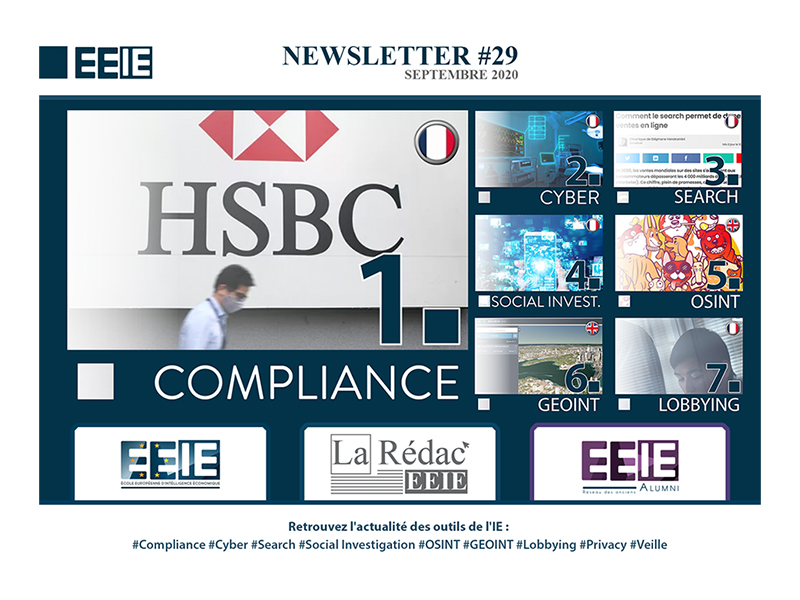 Newsletter 29 : Compliance