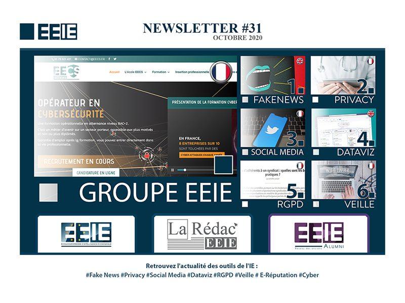 Newsletter 31 : CYBER