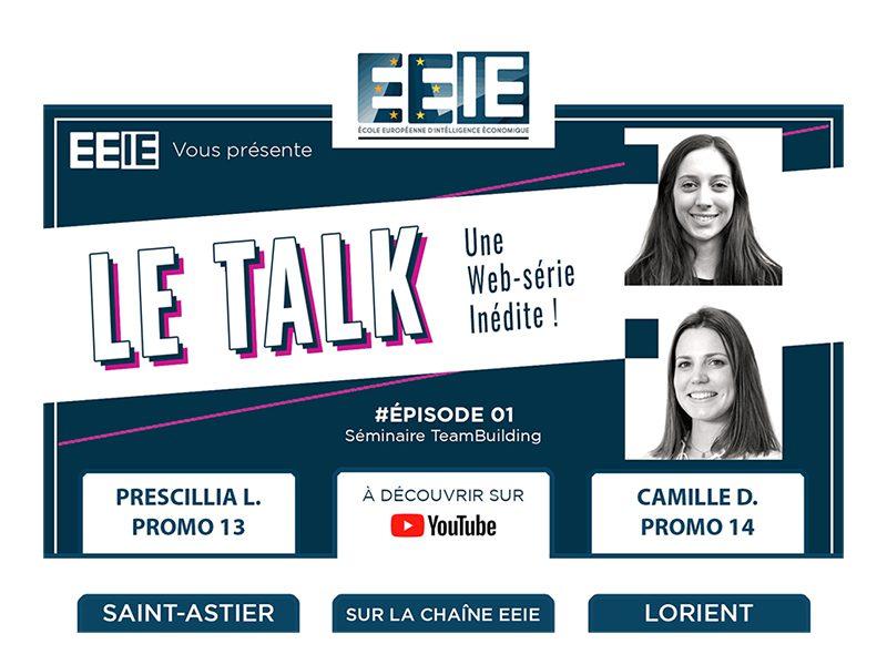 Le Talk EP01 : Teambuilding