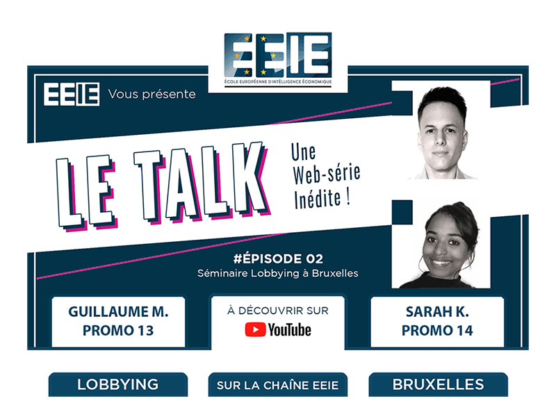 Le Talk EP02 : Bruxelles
