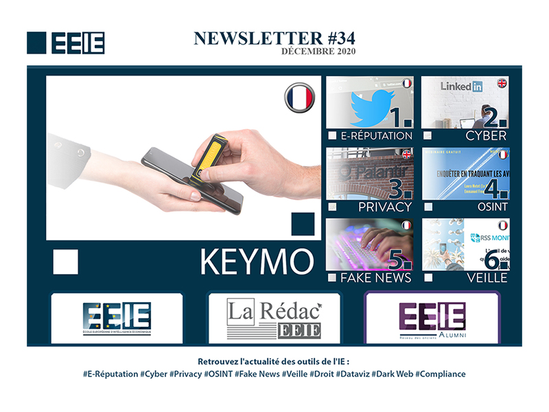 Newsletter 34 : E-Réputation