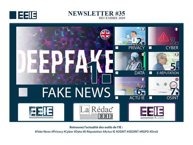 Newsletter 35 : Fake news