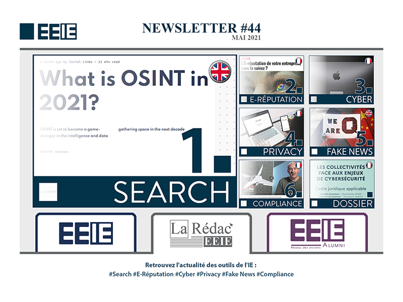 Newsletter 44 : SEARCH