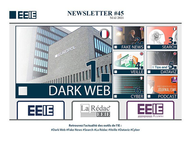 Newsletter 45 : DARK WEB