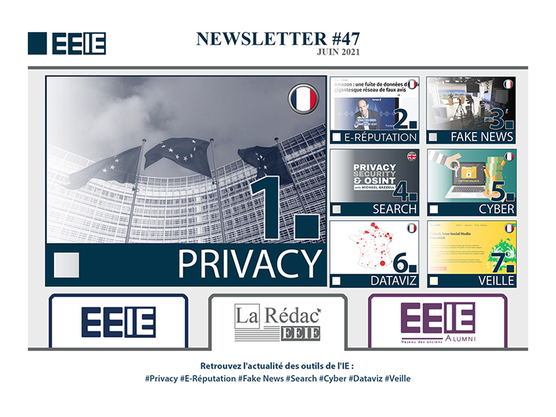 Newsletter 47 : Privacy