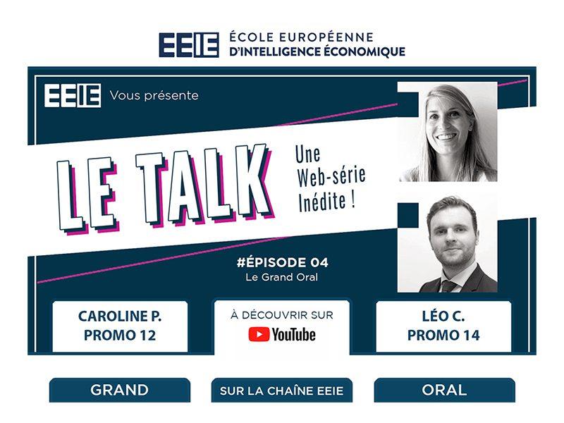 Le Talk EP04 : Le Grand Oral
