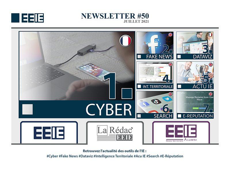 Newsletter 50 : Cyber