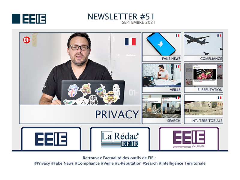 Newsletter 51 : Privacy